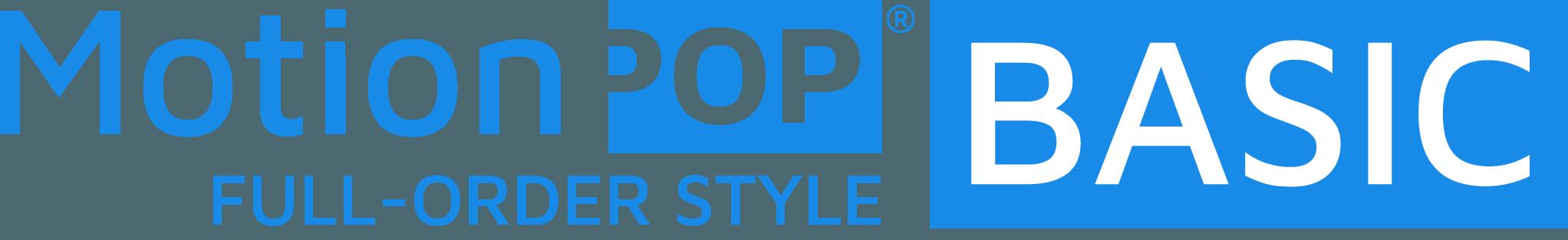 モーションPOP BASIC